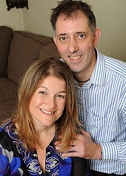 A szülők, A szülők, Andrea és Paul