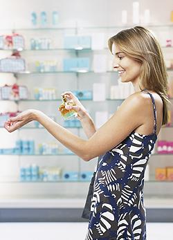 A boltban vásárolt terméknél hasznos információ az a kód, ami rajta van az üvegen és a dobozon is