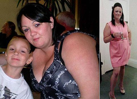 18 font fogyás előtt és után