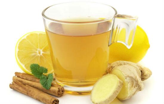 gyömbér tea felállítása)