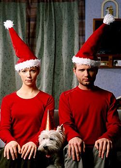 Békülős karácsony