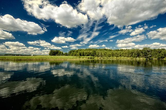 A legszebb tavak európában