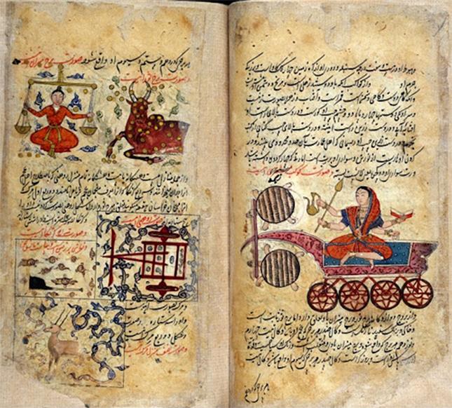 Nagy perzsa horoszkóp 2013-ra