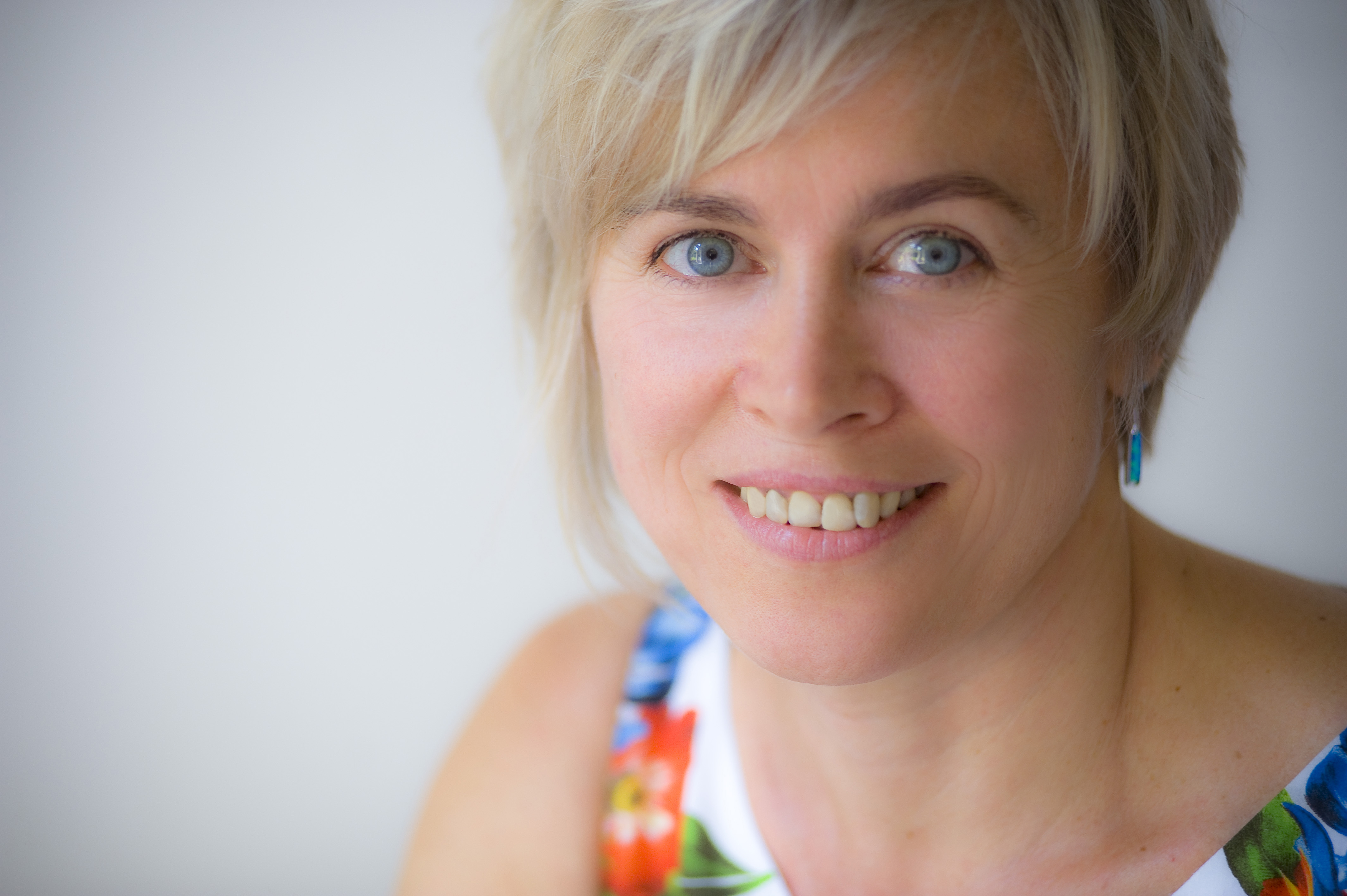 Dr. Ruczek Éva, a Sexual Grounding terápia hazai képviselőjé