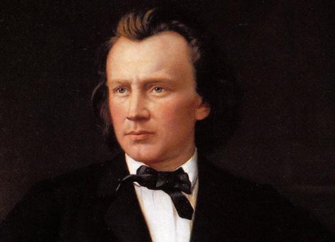 Betegesen rettegett a szerelemtől Brahms