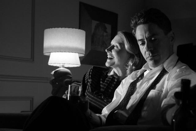 Patricia Clarkson és Robert Downey Jr.