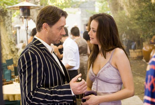 Russell Crowe és Marion Cotillard