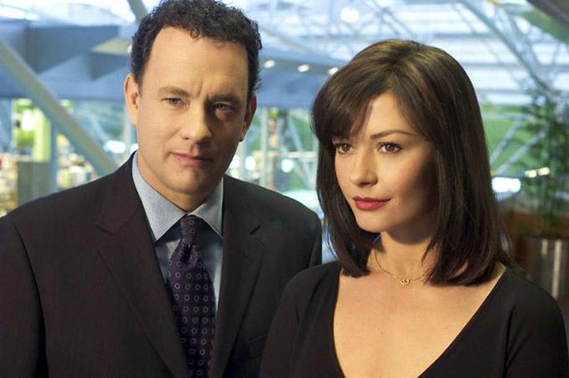 Tom Hanks és Catherine Zeta-Jones