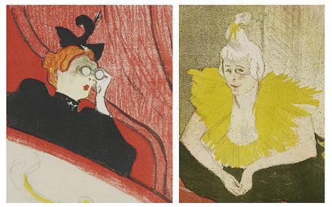 Vasárnap zár a Szépművészeti Toulouse-Lautrec kiállítása