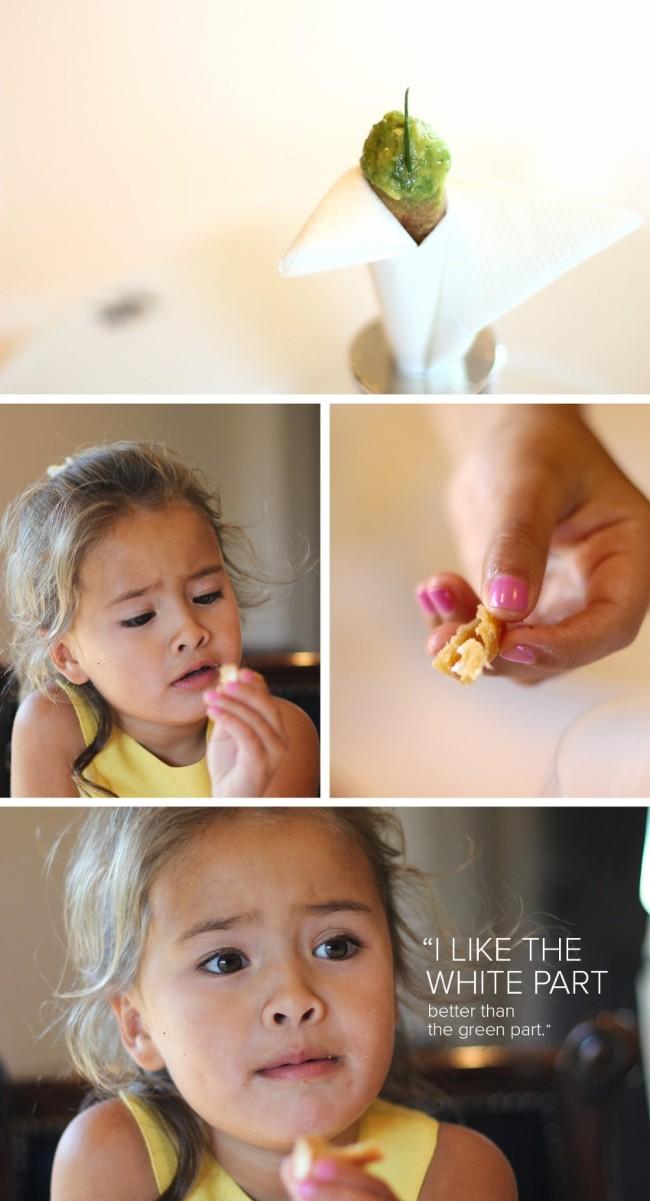 Ilyen képeket vág egy 4 éves, ha bűndrága ételeket kóstol – fotók