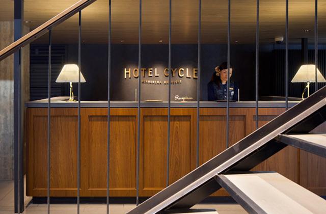 Bringásoknak nyílt szálloda
