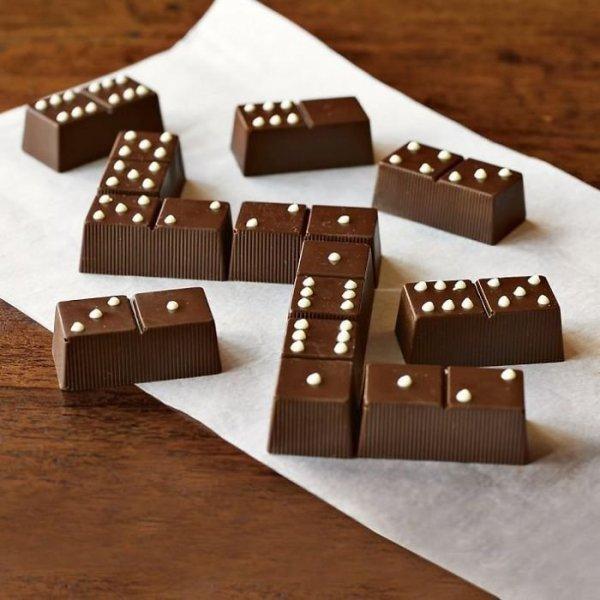 12 elképesztő alkotás csokoládéból
