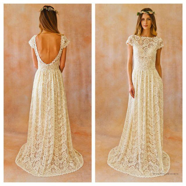 15 tökéletes zsebes menyasszonyi ruha  0de504b26c