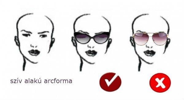 Válassz az arcformádhoz illő napszemüveget!  e2643d0075