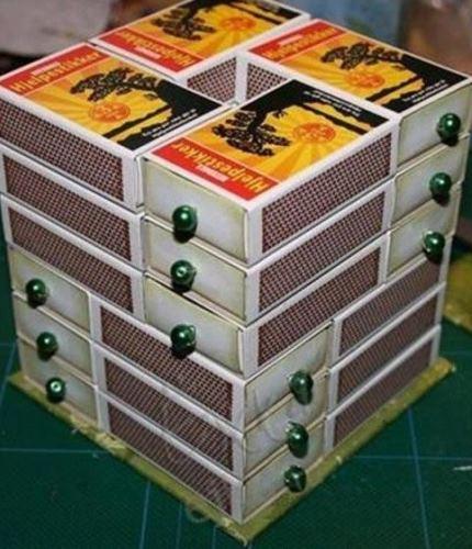 adventi naptár gyufásdobozokból Így készíthetsz gyufásdobozokból adventi naptárt | NLCafé adventi naptár gyufásdobozokból