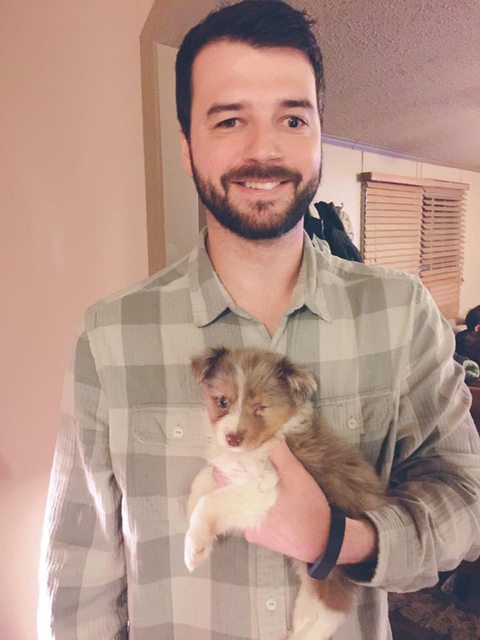 Hozzá illő gazdira talált a félszemű kiskutya