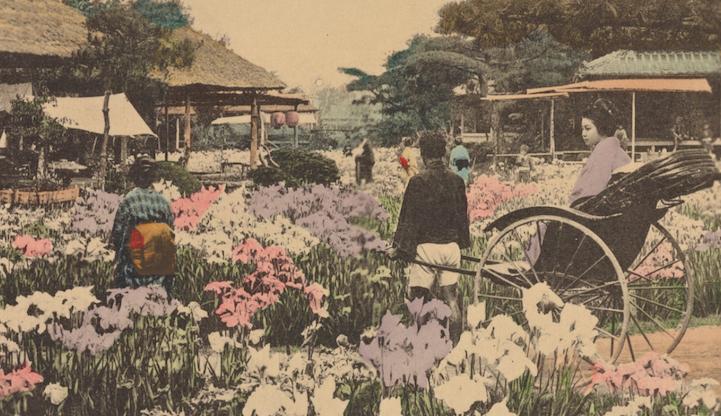 Nézegess csodás 100 éves képeslapokat Japánról!