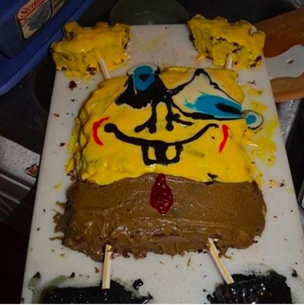 vicces szülinapi torták képekkel 10 fájdalmasan elrontott szülinapi torta – vicces fotók | NLCafé vicces szülinapi torták képekkel