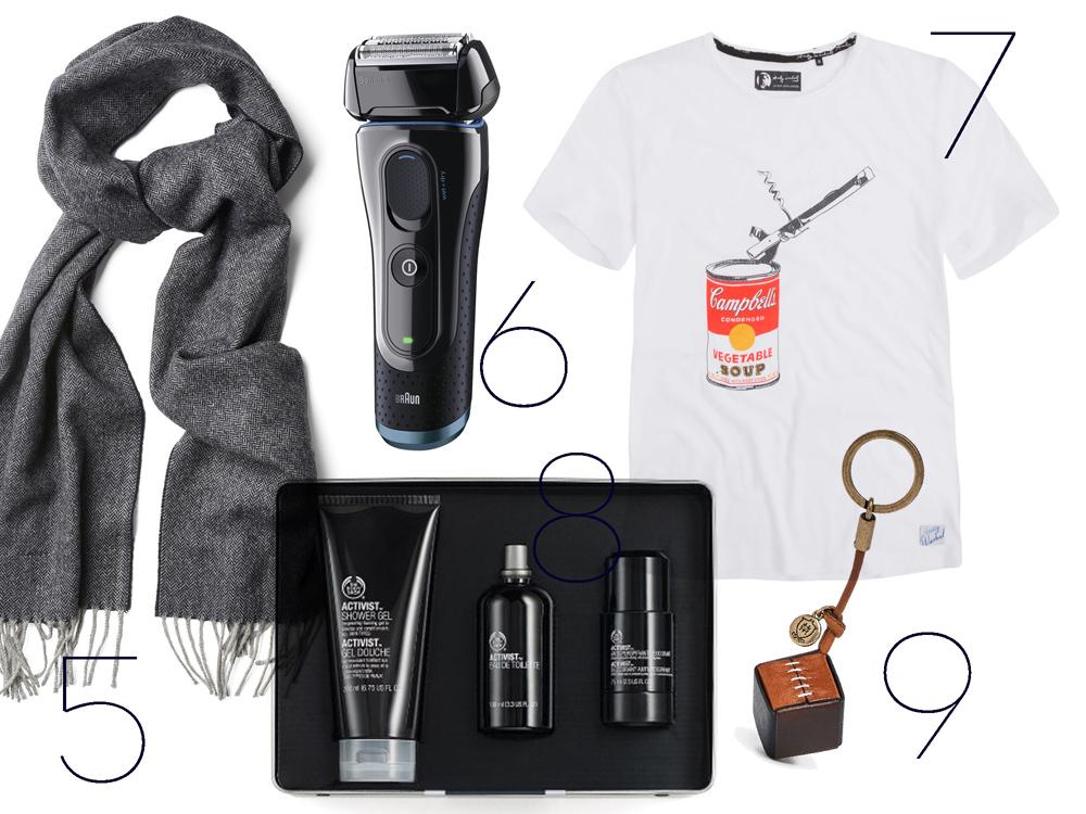 14 divatos karácsonyi ajándék férfiaknak  9116afe5a7