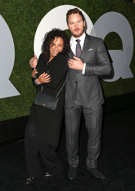 Rae Dawn Chong és Chris Pratt