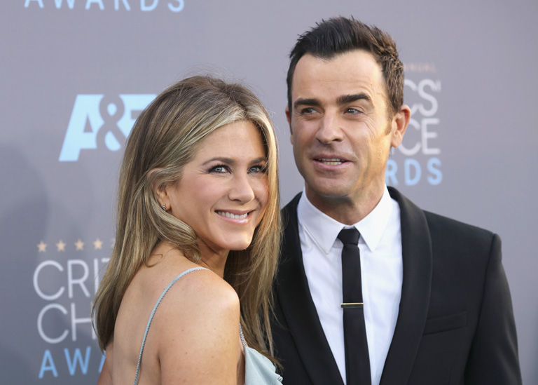 Jennifer Aniston és Justin Theroux