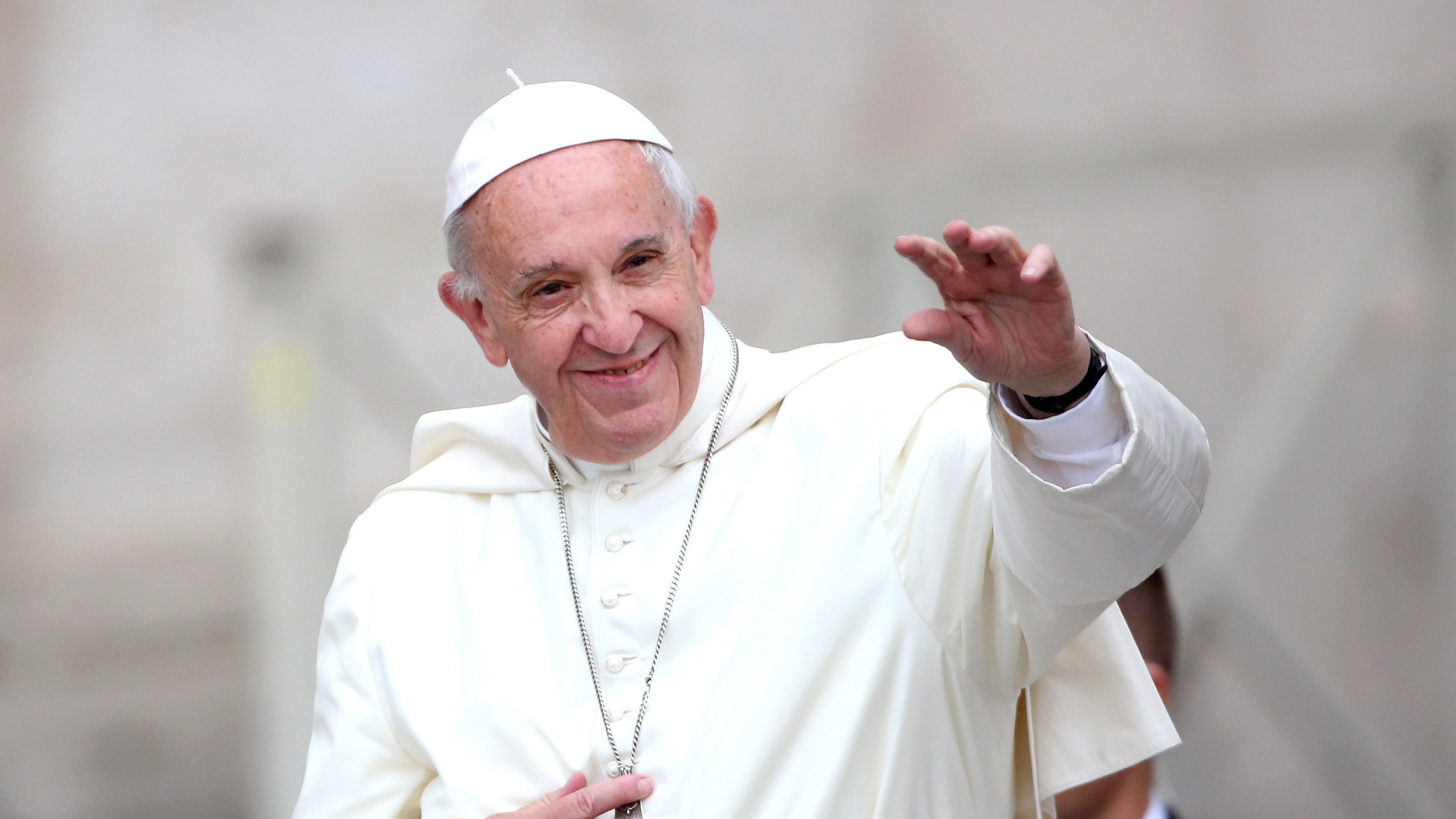 Meglepő titkot árult el magáról Ferenc pápa