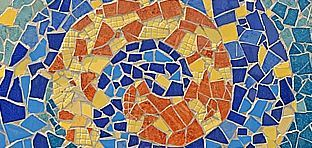 Mozaikkészítés lépésről lépésre