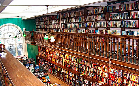 London egyik legjobb könyvesboltja