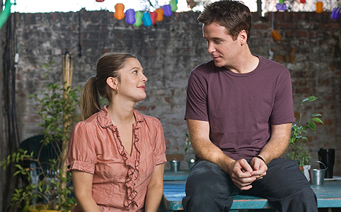 Drew Barrymore és Kevin Connolly