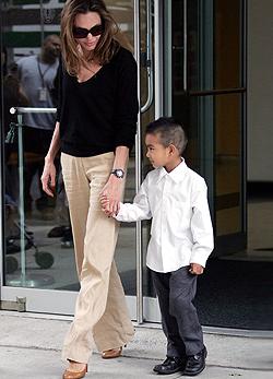 Viszlát problémás alak! - Csalj, ahogy a sztárok! - Angelina Jolie