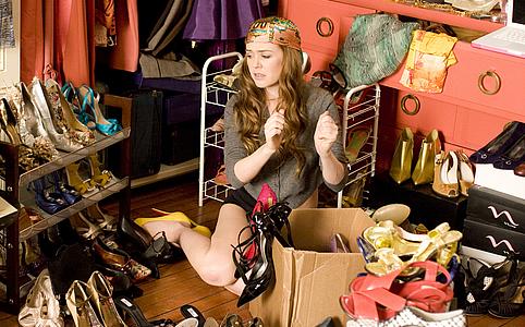 Egy boltkóros naplója - A divat, a hitelkártya és a nők