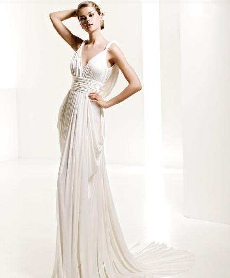 075372ef02 NŐI TÉMÁK - Esküvő - Milyen menyasszonyi ruhát válasszak az alkatomhoz?
