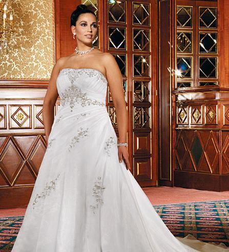 Válassz az alkatodhoz illő menyasszonyi ruhát  f0da960be5