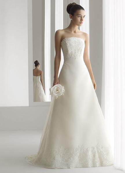 4bac8003cf Válassz az alkatodhoz illő menyasszonyi ruhát   nlc