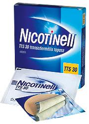 nikotin-függőségi tapasz kezelése
