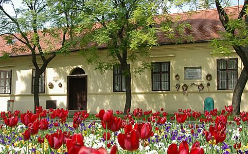 Erkel-ház (Fotó: Tourinform Gyula)