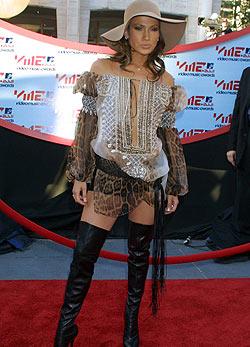 Jennifer Lopez 2001-ben