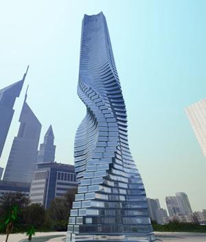 10 elképesztően furcsa épület - melyikbe költöznél be?