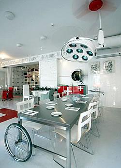 7 különleges étterem, ahol a vacsora mellé kalandot is szervíroznak