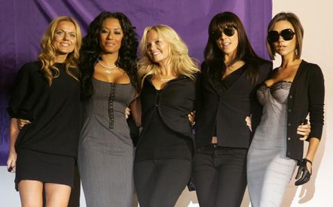 Hisztizett a Spice Girls