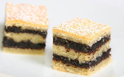 Mákos sütemény - Lépésről lépésre