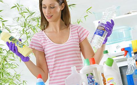 5 ecetes praktika a háztartásban