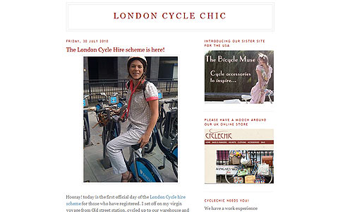 London Cyclechic