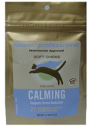 Nicovet Calming for Cat