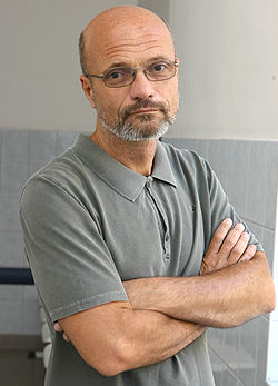 Dr. Zacher Gábor toxikológus