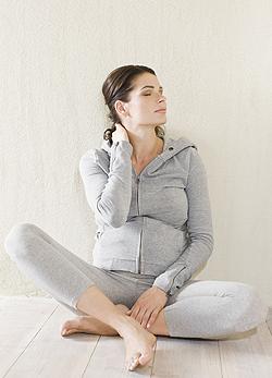 vesemedence tágulat terhesség alatt