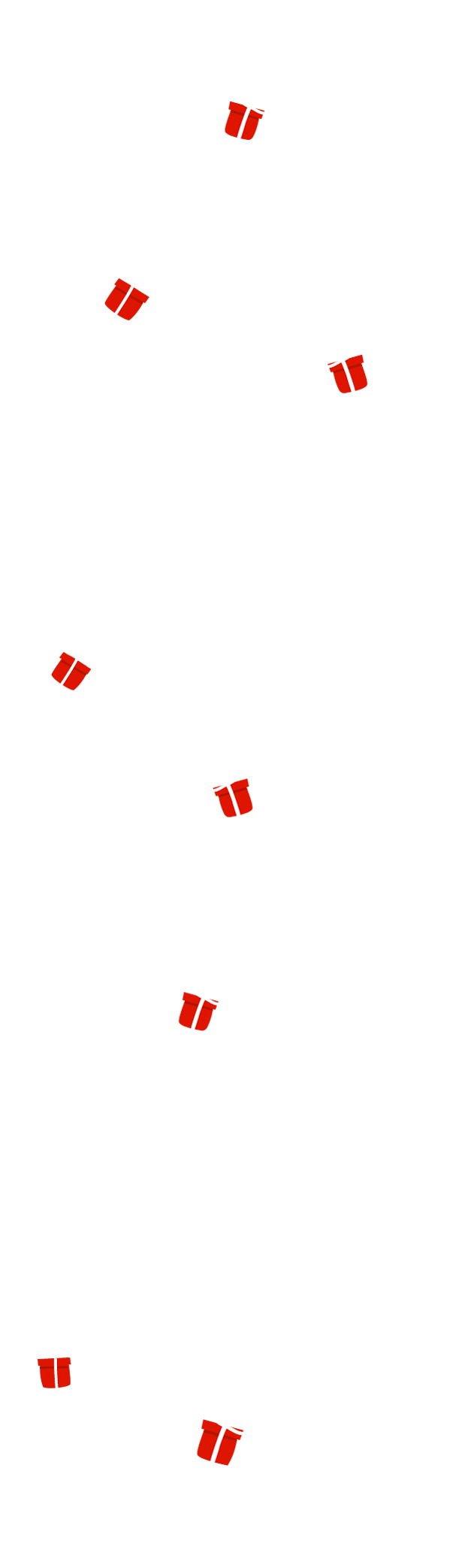 Hóesés - bal