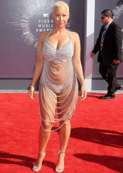arrives at the 2014 MTV Video Music Awards at The Forum on August 24, 2014 in Inglewood, California.