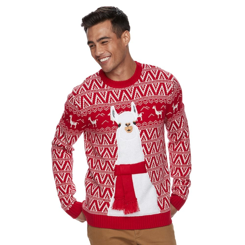 Idén az unikornisok helyett a lámák lesznek a karácsonyi pulcsik ... 6983dc2f6a