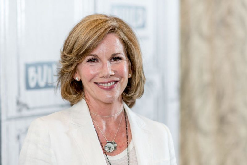 """NEW YORK, NY - AUGUST 14:  Melissa Gilbert discusses """"If Only"""" with the BuiLd Series at Build Studio on August 14, 2017 in New York City.  (Photo by Roy Rochlin/Getty Images)"""